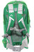 VAUDE Cluster 10+3 Backpack grasshopper